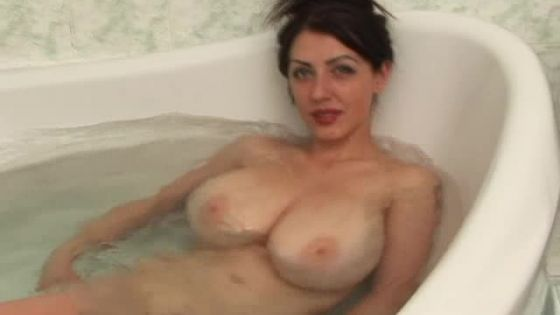 Busty Anya Big Tits Bathtub Time