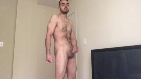 Cock tease and bottom look