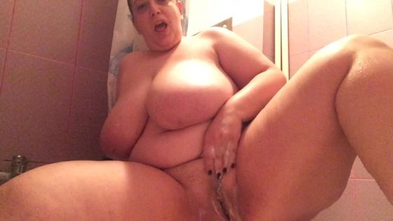 shower orgasm
