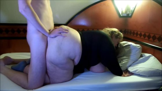 SSBBW fucked in Doggy Style