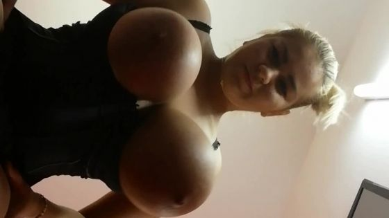 Giantess huge boobs