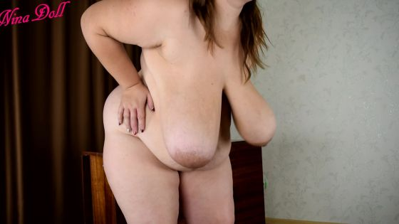 DOGGY fucking BBW MILF huge boobs bounce