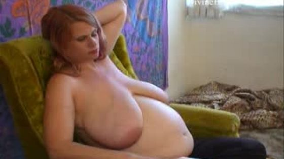 Kore Goddess Pregnant Huge Tits Cover Belly