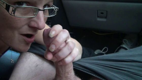 Driving Hubby To The Park To Jerk Him Off