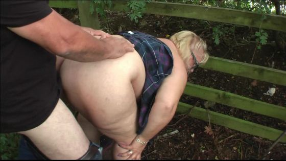 Dogging fucking & sucking Cocks PT3