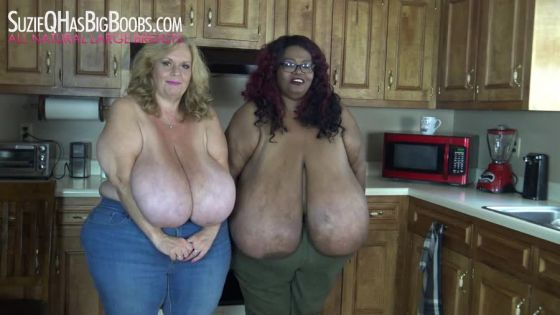 SuzieQ Norma Stitz Huge Boobs Queens