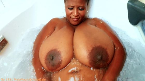 Maja meets Pam Part 134 Tit Play In The Whirlpool With Busty Pam
