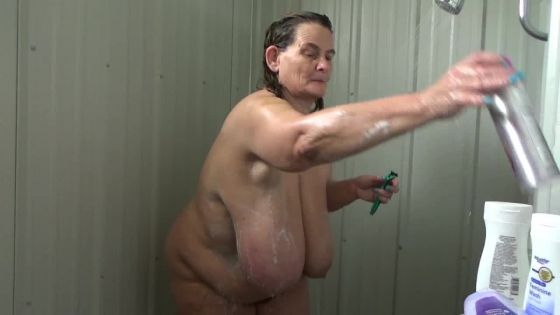 Jailhouse Shower   Part 2 of 2