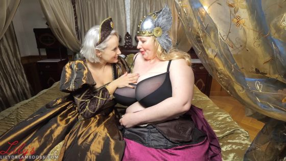 Viking Queen Meets Queen Of Bohemia