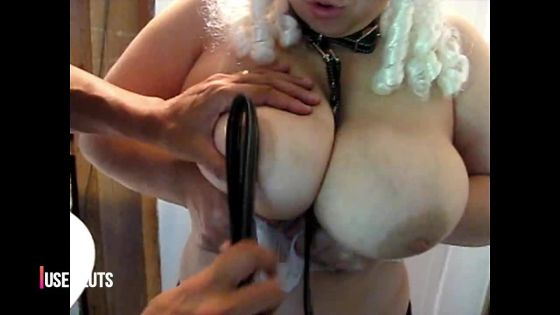WIDOW SUB, TRAINING HIS WIFE