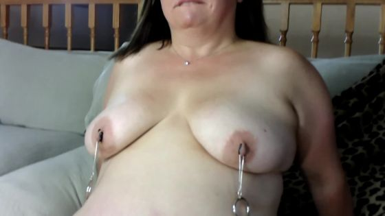 Sexy BBW Anal Training 7