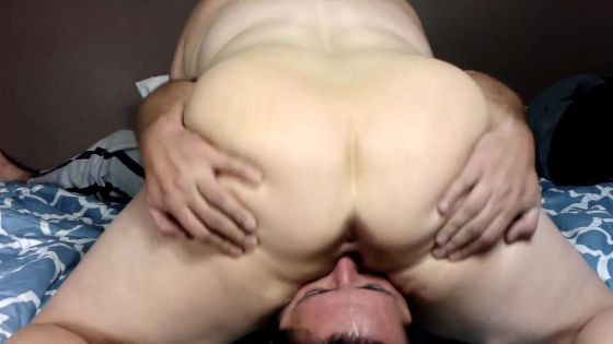 Sexy BBW Pussy Eating, Fucking and Squirting
