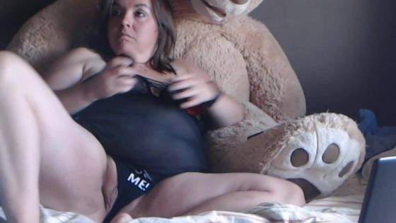 Sexy BBW Tease You Live on Cam