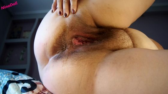Your dinner is ready! PEE GAPE open wide