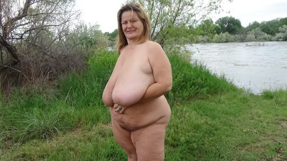 Skinny Dipping at the Bighorn River