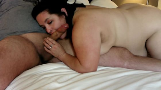 Sexy BBW Hotel Suck and Fuck