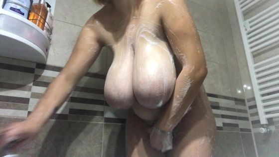 Soapy Shower