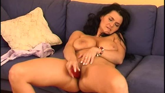 Big Boobs Milf Reny is Horny