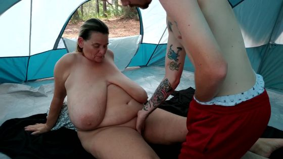 Fucking Inside the Tent